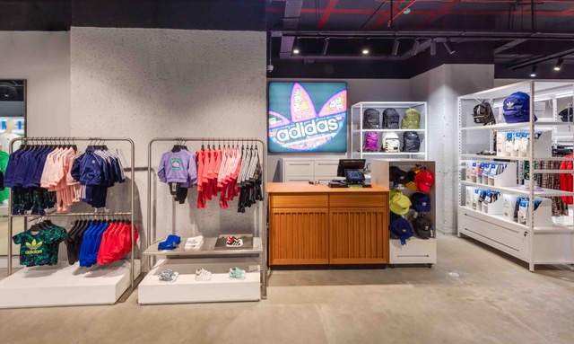 adidas Originals opens doors to a first of a kind, collection format store in Mumbai