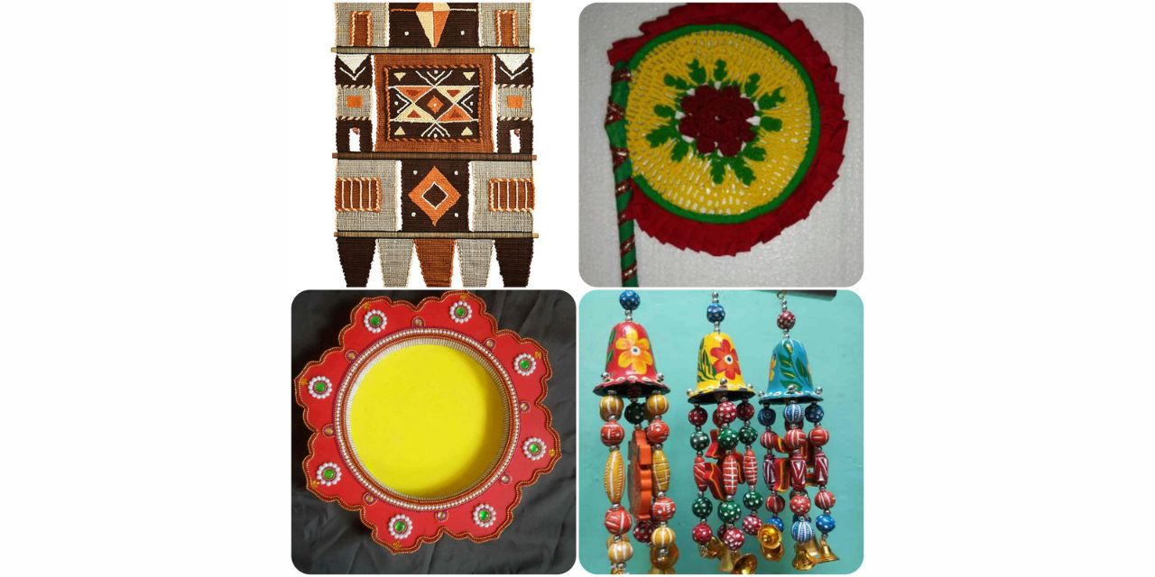 Awesome! Brazil in love with the handicrafts of Solapur
