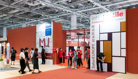 Optimal results observed as more international exhibitors choose Intertextile as their key business trading platform